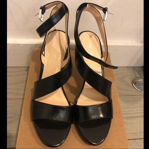 Nine West Heeled Ankle Strap Sandals